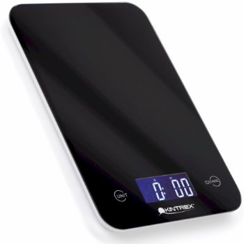 Digital Tempered Glass Kitchen Scale