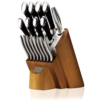 Cutlery Fusion 18-Piece Knife Set