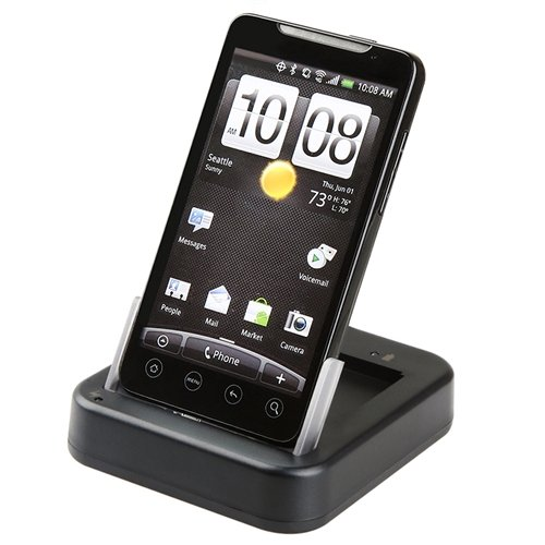 HTC EVO 4G USB Sync and Charge Desktop Cradle