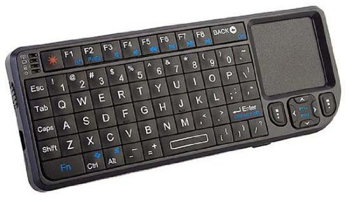 Rii Portable 2.4GHz Mini Wireless Keyboard