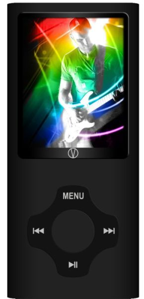 Visual Land Rave 8 GB 2-Inch Screen MP3 Player