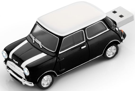 Mini Cooper USB Flash Drive 4GB
