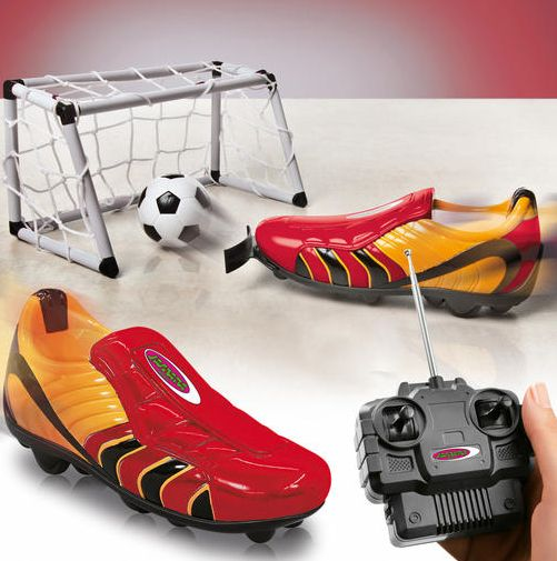 Remote-control football