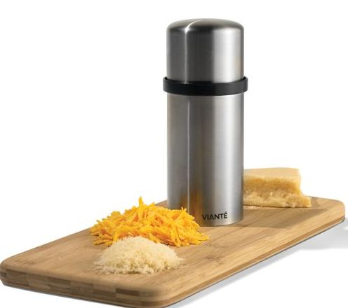 The Powered Cheese Grater