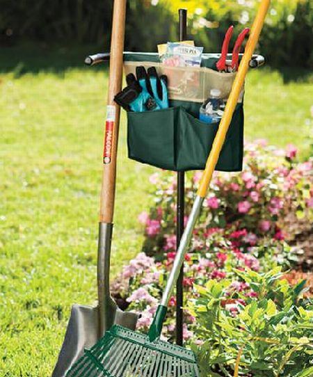 Garden Tool Rest