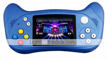 HD Display MP4 Player