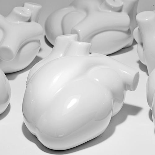 Heart Salt Shaker