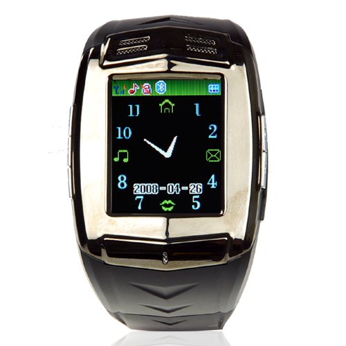 Quad Band Cell Phone Watch