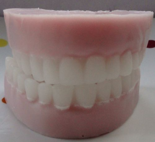 Grandmas False Teeth Soap