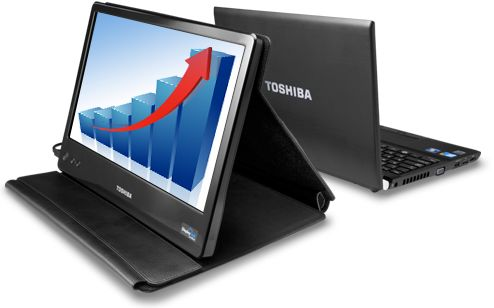 Toshiba USB Mobile LCD Monitor