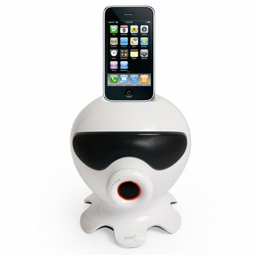 Octopus iPod Docking Station