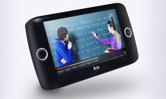 Korean Lisse Brand 4.3-inch LCD Touch Screen 8 GB MP3 MP4 Video Player, FM Radio, E-Book Reader