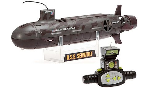 SeaWolf Submarine Electric Remote Control