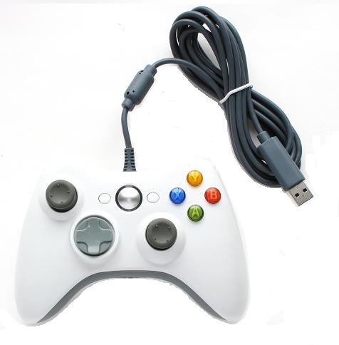 Wired Controller for Microsoft Xbox 360 w/ Headset Port