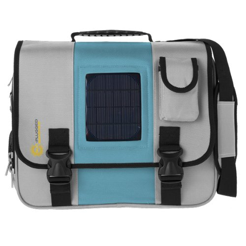 Sun-Plugged Solar Urban Messenger