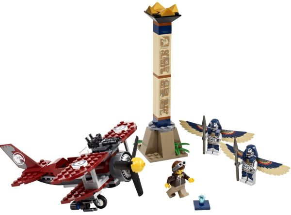 LEGO Pharaoh's Quest Flying Mummy Attack