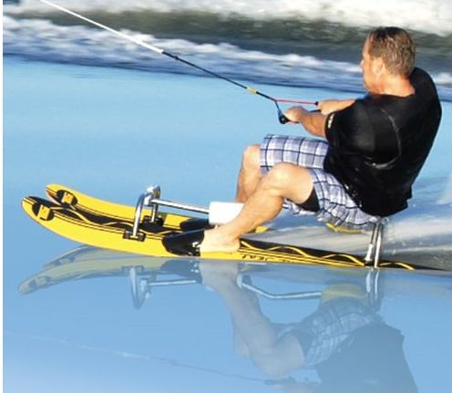 The Waterskiing Chair