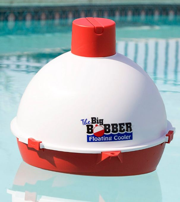 The Big Bobber Floating Beverage Cooler