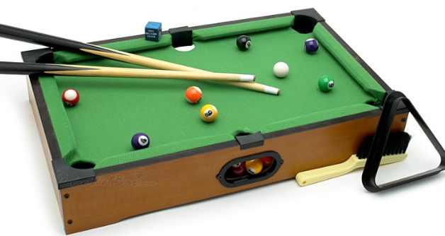 Executive Suite Tabletop Pool Table