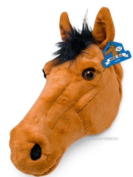 Horse Head Wall Decoration