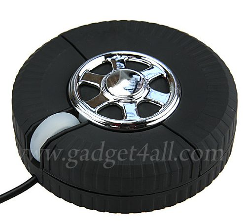 Wheel USB Optical Mouse