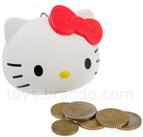 Hello Kitty Coin Keeper