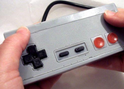 Nintendo Controller soap