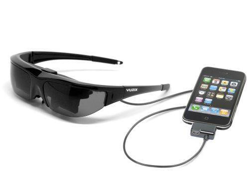Video Glasses with 55″ Screen