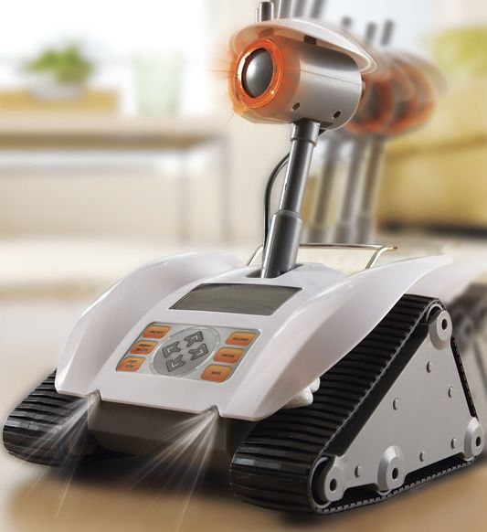 Smart Rover Robotic Toy
