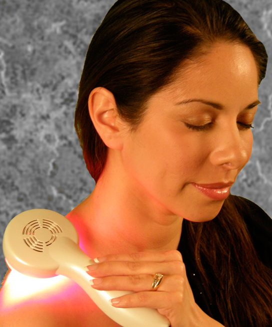 Nuve Handheld Light Therapy