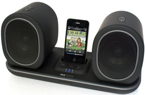 AQ Orbit Wireless Speaker Dock
