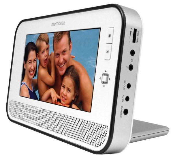 Memorex MVDP1002 10″ tablet portable dvd player