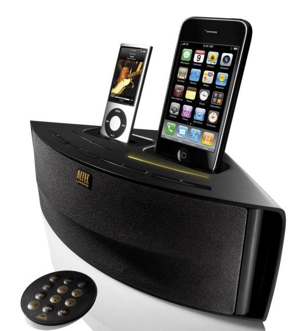 Altec Lansing M202 Altec Lansing Dual-Charging iPod Dock