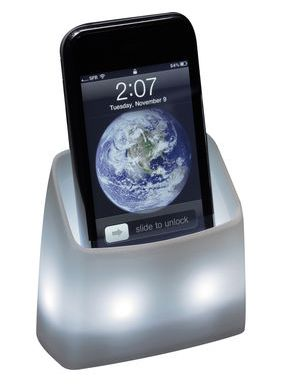 Signal Support pour Smartphone – with calls LED signal
