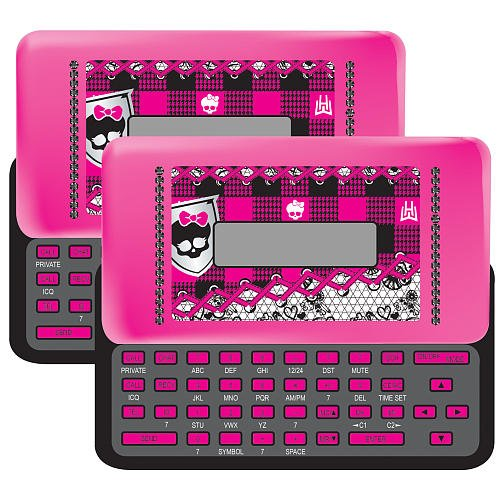 Monster High Slide Text Messenger