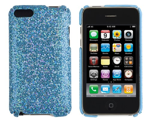 Hard Sparkles Case for Apple iPod Touch