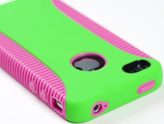 Slim Protector Case for Apple iPhone 4
