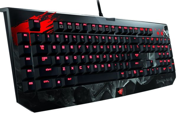 Razer Blackwidow Ultimate – Dragon Age II