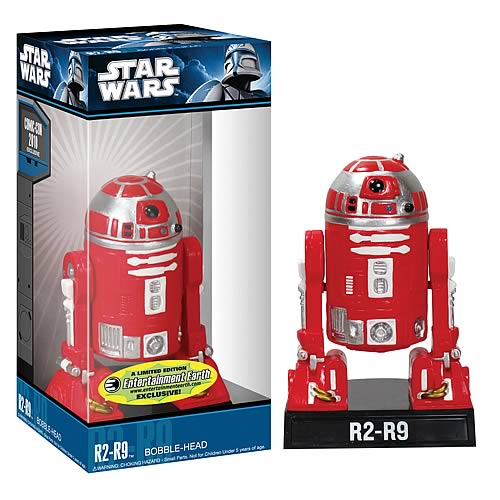 Star Wars R2-R9 Droid Bobble Head