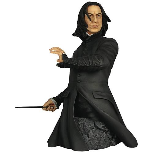 Harry Potter Professor Snape Year 6 Mini Bust