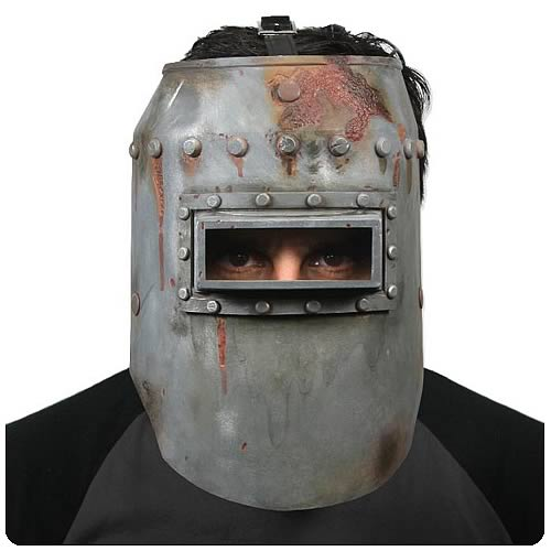 BioShock Splicer Welder Mask Replica