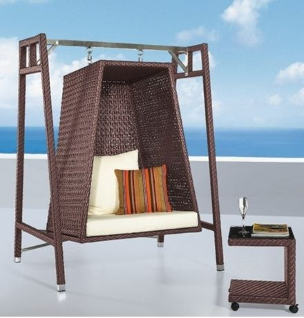 Large Rattan Hanging Chair