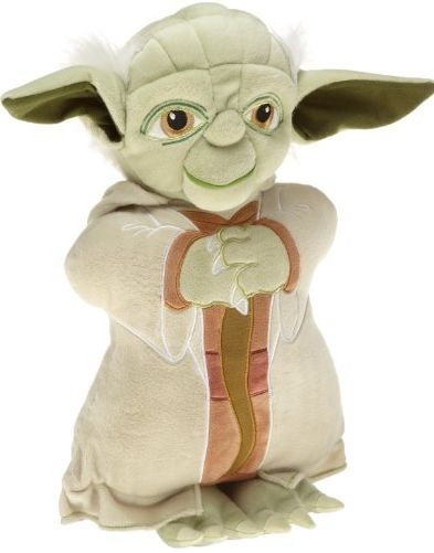 Lucas Film Cl0Ne Wars Jedi Yoda Pillow Buddy