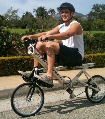 The Rowbike