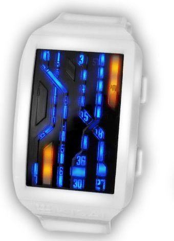 Kisai Light Speed Led Watch