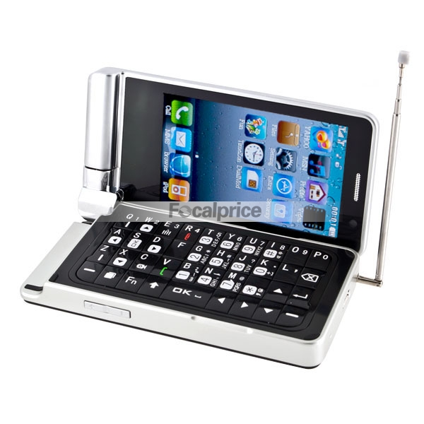 QVGA Touch Screen Quad-band Dual Sim Dual Standby Cell Phone