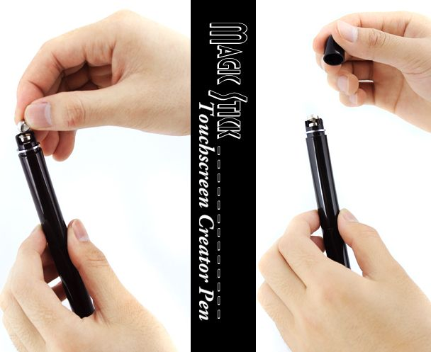 Magic Stick –Touchscreen Creator Pen