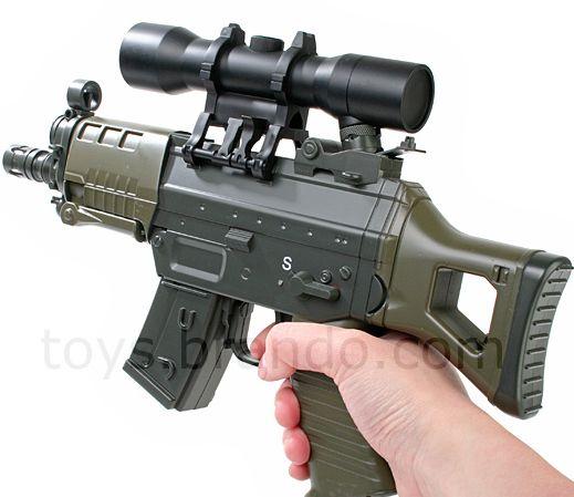 Electric MINI SIG 550 Airsoft Gun