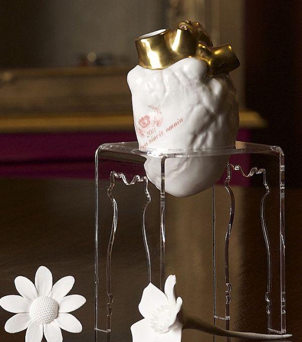 Amor Heart Vase