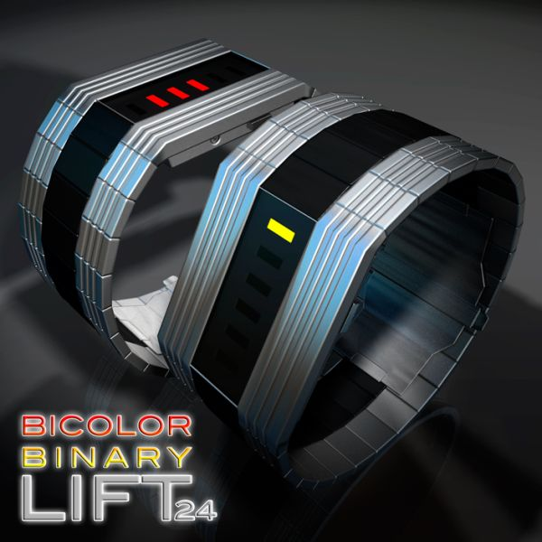 Bicolor Binary Lift